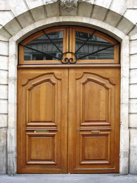 Portes menuiserie perea for Porte cave bois
